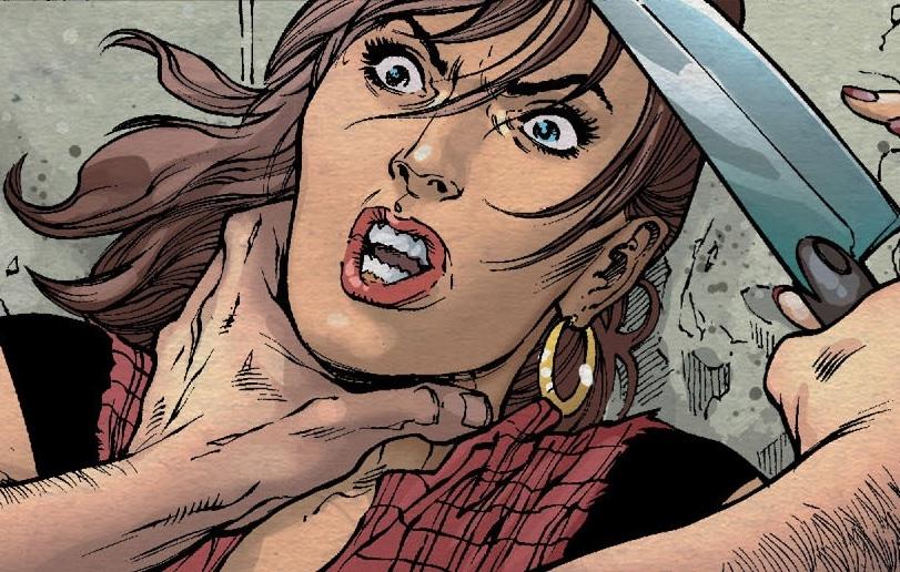 Martha Clark (Tierra 3)