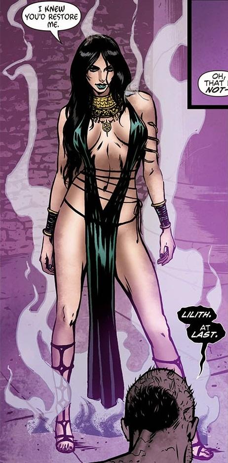 Lilith (Tierra 0)