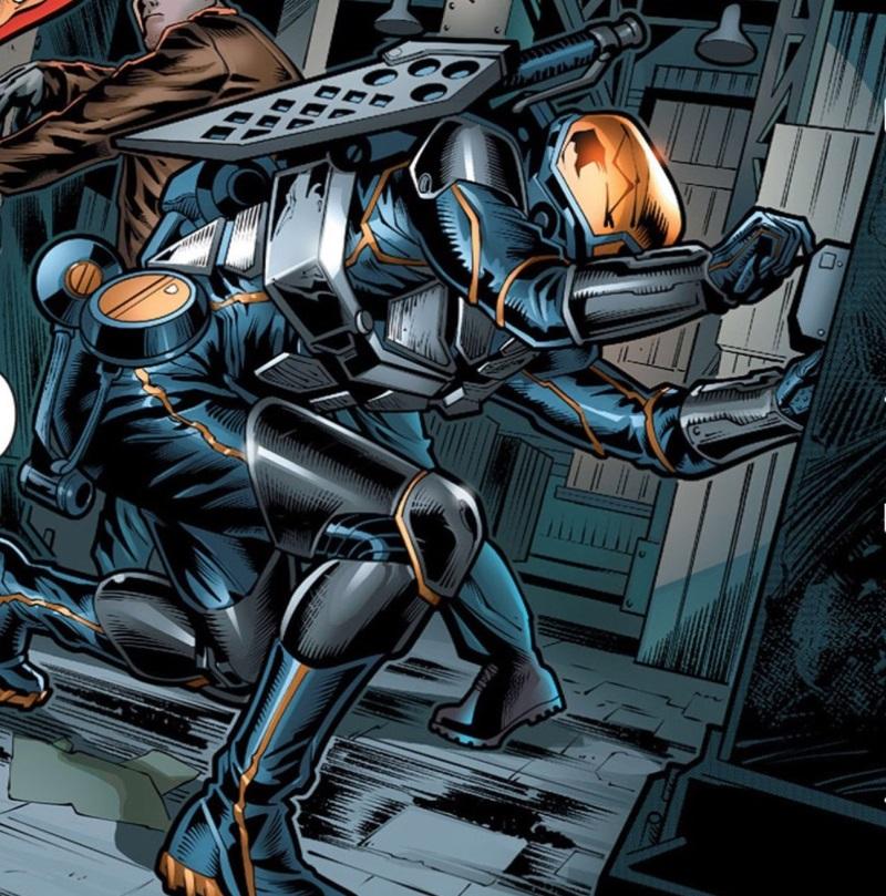 Firefly (Universo Extendido de DC)