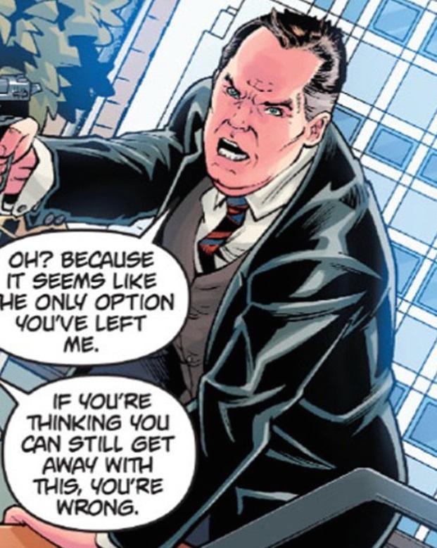 Mark Hanford (Universo Extendido de DC)