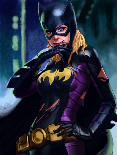 Stephanie Brown (Nueva Tierra)