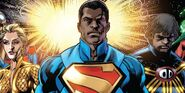 Superman Calvin Ellis