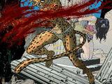 Wonder Woman Vol 4 23.1: Cheetah