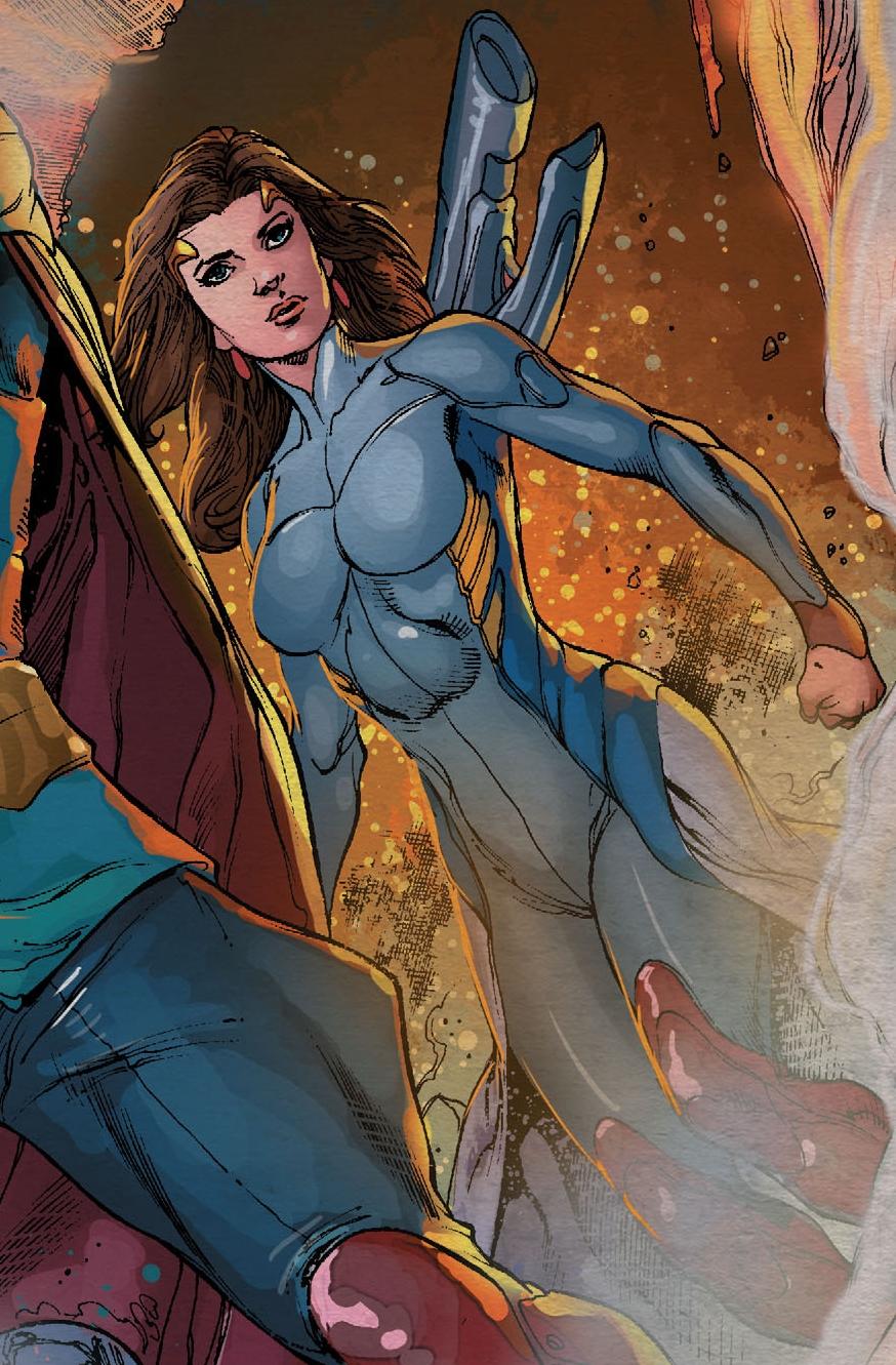 Lara (Tierra 3)