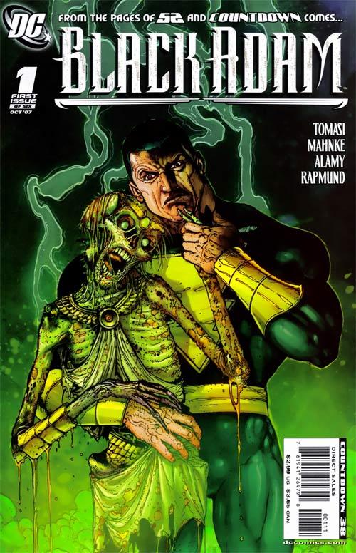Black Adam: The Dark Age