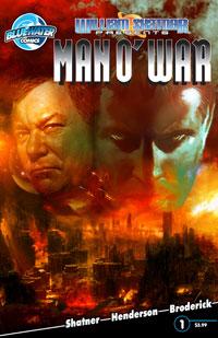 William Shatner Presents: Man O' War