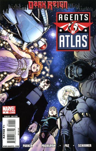 Agents of Atlas