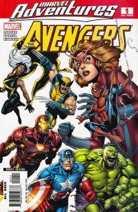 Marvel Adventures The Avengers