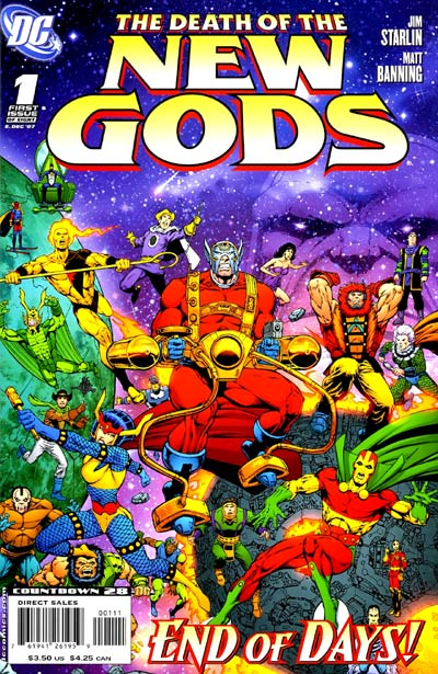 The Death of the New Gods