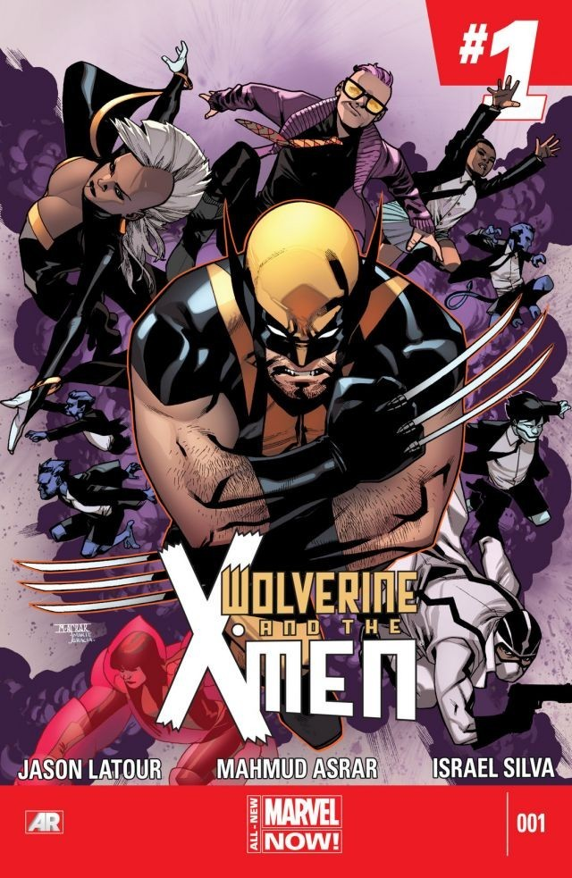 And the X-Men