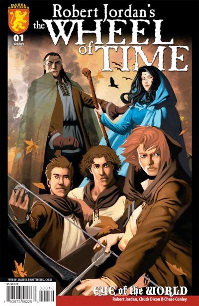 Robert Jordan's The Wheel of Time