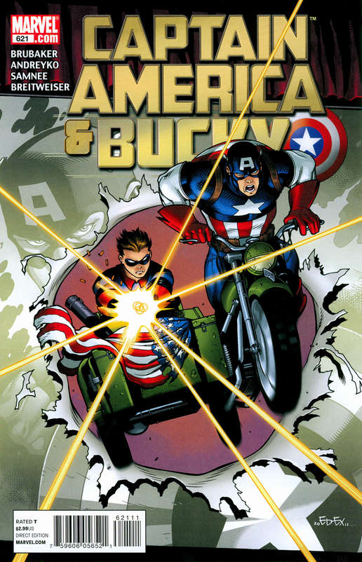 Captain America and