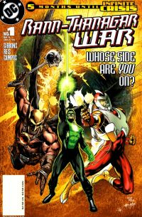 Rann/Thanagar: Holy War