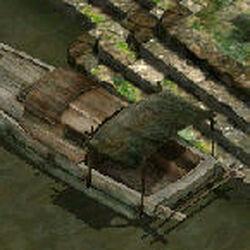 Spiritual Barge