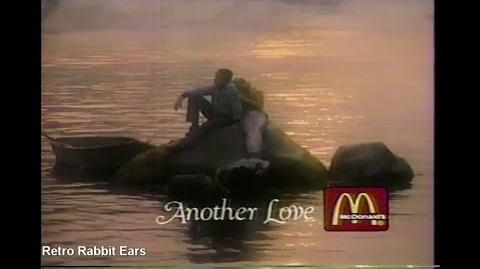 1984 McDonalds Filet-O-Fish Mermaid Commercial Great Time For A Great Taste!