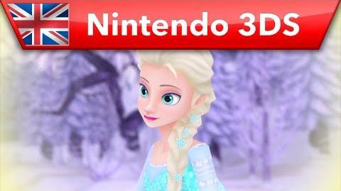 Disney Magical World 2 - A whole new world (Nintendo 3DS)