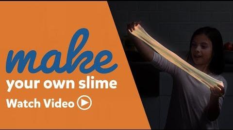 Elmer's Glow in the Dark Slime Commercial