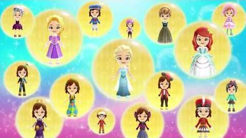 Disney Magical World 2 - Announcement trailer