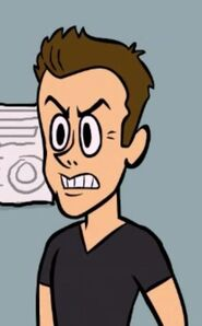 Deans cartoon jeff