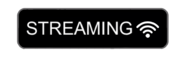 Streaming icon