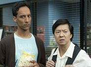 Abed and Chang
