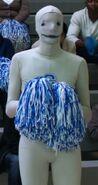 Cheerleader Being