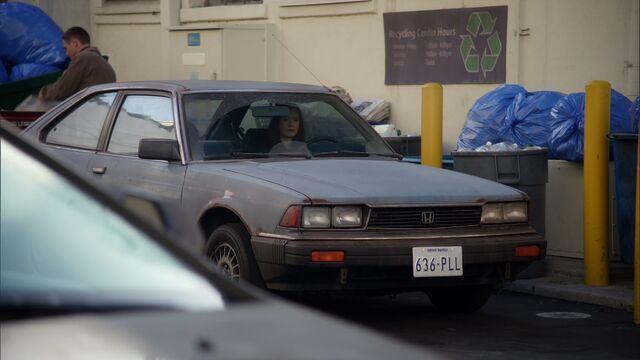 Annie's car