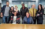 Joel McHale TV Insider Community Season Six Selfies 6