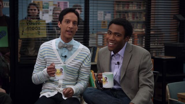 Troy and Abed in the Morning!