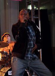 MC Dan Harmon rap accompaniment