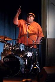 No Worries drummer