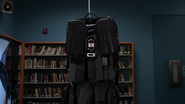 CAP Annies backpack is murdered