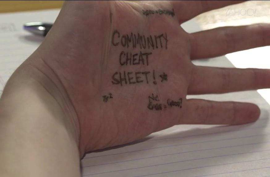 Community Cheat Sheet