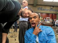 Joel McHale TV Insider Community Season Six Selfies 2
