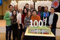 Cast of Season Six celebrate 100 episodes