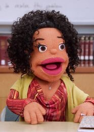 Puppet Shirley