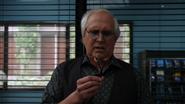 CAP Abed disables Pierce's TV