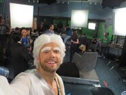 Joel McHale TV Insider Community Season Six Selfies 11