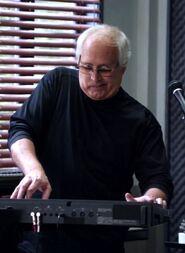 Pierce keyboardist