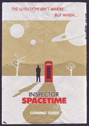 Inspector spacetime 1963 by ameba2k-d4aptf1