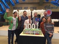 Season Six 100 episodes