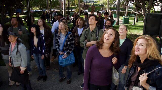 Season Two minor characters