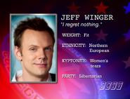 Jeff Winger GCTV