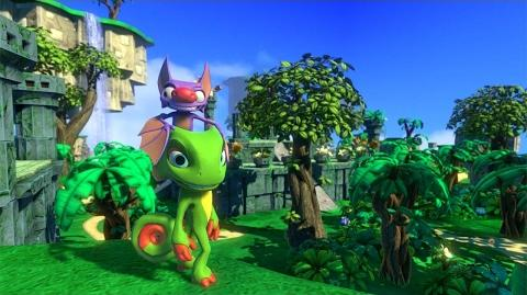 Yooka-Laylee - Glacier World Official Trailer