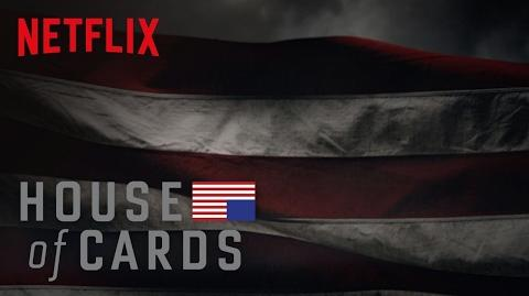 House of Cards Season 5 Date Announcement HD Netflix-0