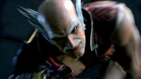 Tekken 7 - Trailer da História - LEGENDADO PT-BR