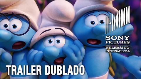Os Smurfs e a Vila Perdida Trailer Dublado 6 de abril nos cinemas