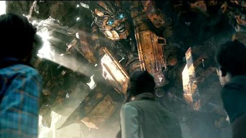 Transformers O Último Cavaleiro (2017) - Clipe Legendado