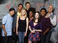 Community Season Two promotional cast photo 3