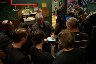 4x8 Behind the scenes photo 11